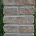 Colonna in polistirolo finti mattoni su misura montaggio facile e veloce da€ 120,00 ml
