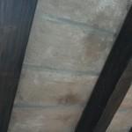 Finte tavelle e finti travi in legno