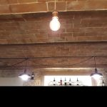 Pannelli di polistirolo per soffitti rustici