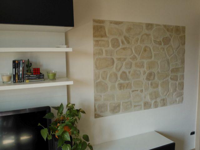 Pannello decorativo pronto da applicare for Pannelli finta pietra polistirolo