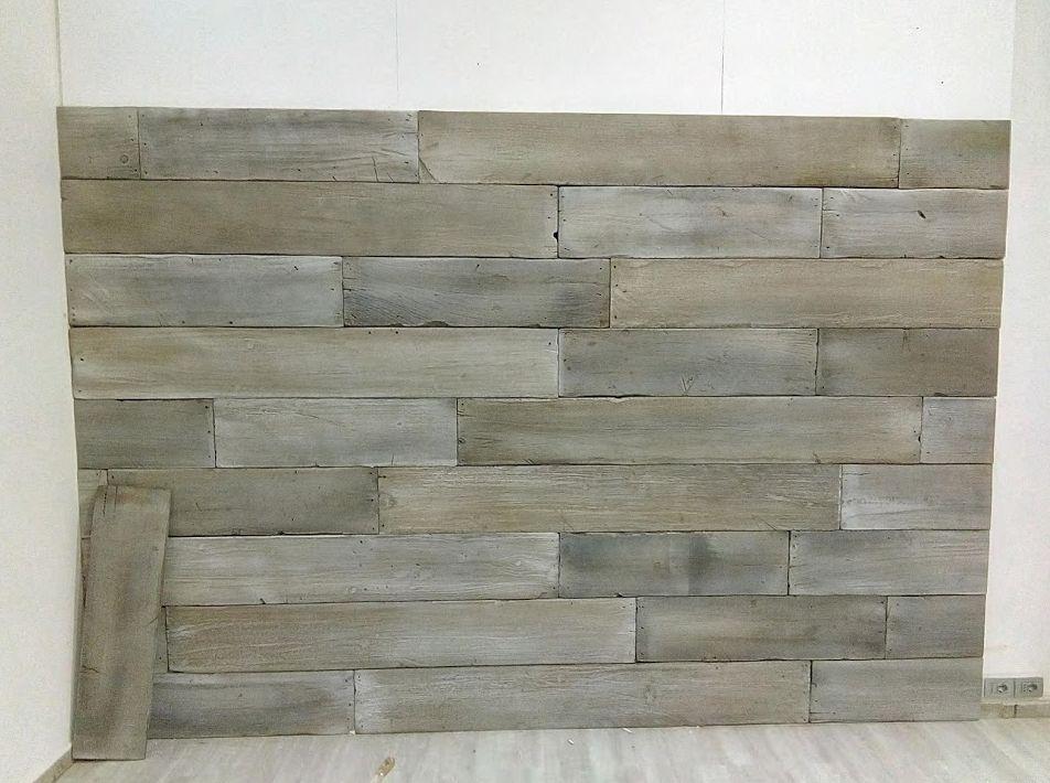 Rivestimento finto legno in polistirolo for Polistirolo finto legno