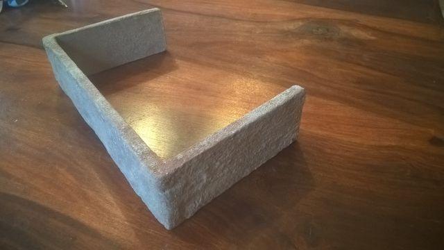 11 Modulo per rivestimento archi effetto finto mattone varie misure