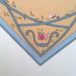 Particolare di decoro su soffitto