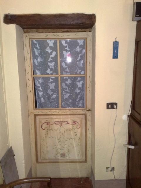 Porte decorate - Porta asciugamani stile provenzale ...
