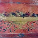Particolare pannello su legno 80x120